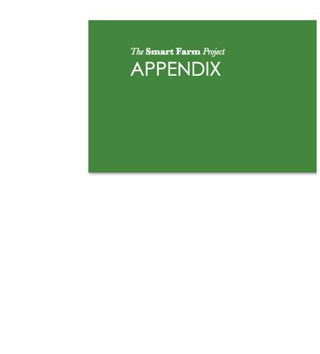 Feasibility Study and Appendices